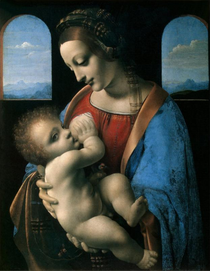 Madonna Litta Madonna and the Child